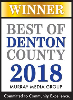 WINNER Best of Denton County – Web Developer & SEO