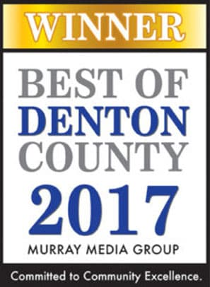 Winner Best of Denton County – Best Marketing Specialist